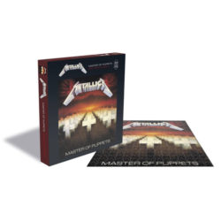 Metallica Puzzle: Master Of Puppets