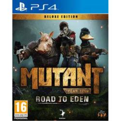 Mutant Year Zero Road To Eden Deluxe Edition - PS4