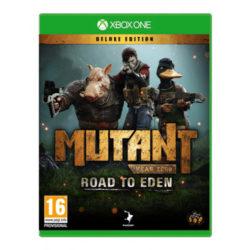 Mutant Year Zero Road To Eden Deluxe Edition - Xbox One