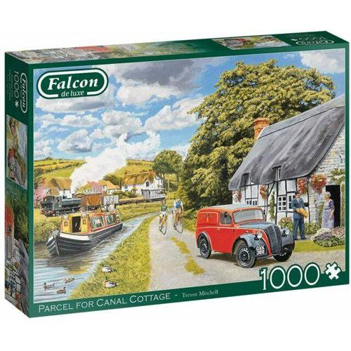 Parcel For Canal Cottage Puzzle