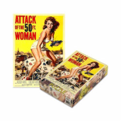 Plan 9 Puzzle: Attack Of The 50ft Woman