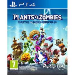 Plants VS Zombies: Battle For Neighborville - PS4