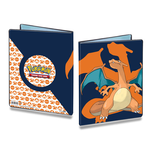 Pokemon Charizard 9-Pocket Portfolio