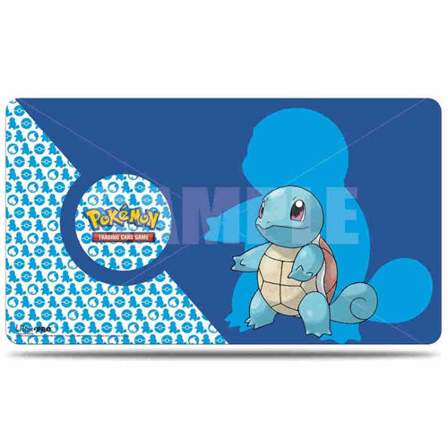 Pokemon Squirtle Playmat