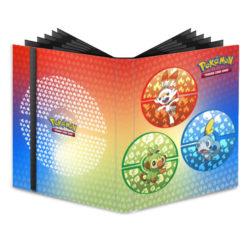 Pokemon Sword and Shield Galar Starters: 9-Pocket PRO-Binder