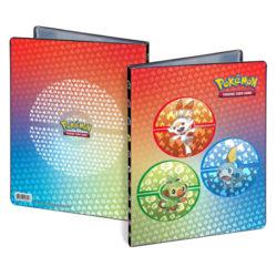 Pokemon Sword and Shield Galar Starters: 9 Pocket Portfolio