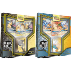 Pokemon TCG: League Battle Decks - 2 Set