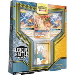 Pokemon TCG: League Battle Decks - Charizard-GX & Reshiram