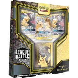 Pokemon TCG: League Battle Decks - Zekrom-GX & Pikachu
