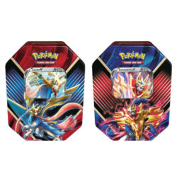 Pokemon TCG: Legends of Galar Tin - 2 Set