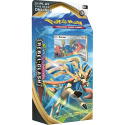 Pokemon TCG: Sword & Shield Rebel Clash Theme Deck - Zacian