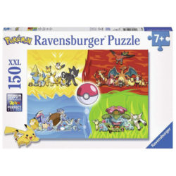 Pokemon XXL Puzzle (150 pieces)