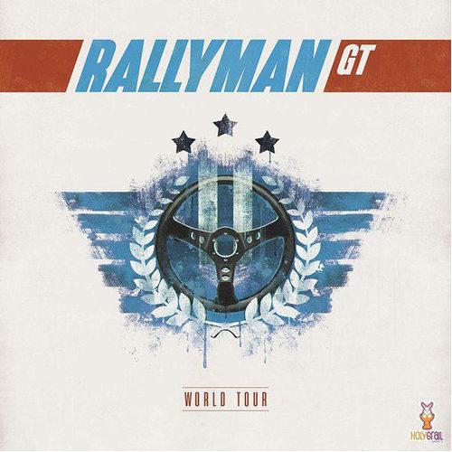 Rallyman GT: World Tour Expansion