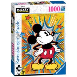 Retro Mickey Mouse Puzzle (1000 pieces)