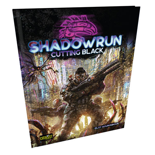 Shadowrun: Cutting Black