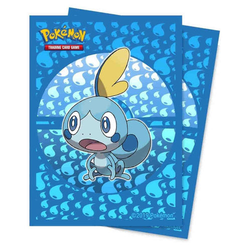 Sobble Deck Protector Sleeves (65ct): Pokemon Sword and Shield Galar Starters