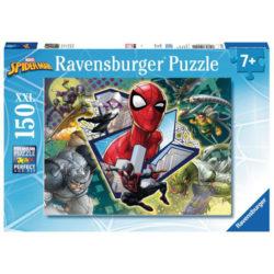 Spider-man XXL Puzzle (150 pieces)