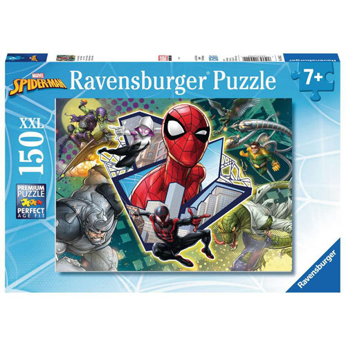 Spider-man XXL Puzzle (150 pieces)
