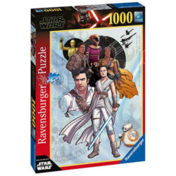 Star Wars Episode IX Puzzle (1000 pieces)