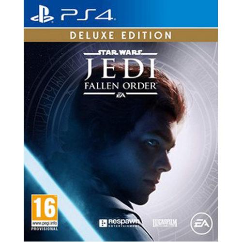 Star Wars Jedi: Fallen Order - Deluxe Edition - PS4