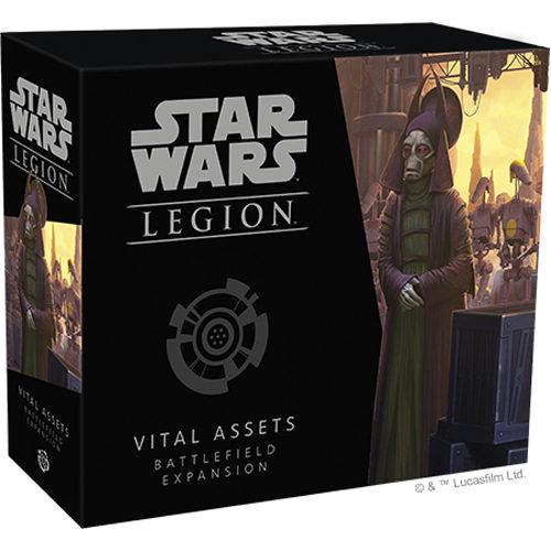 Star Wars: Legion: Vital Assets Pack
