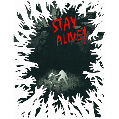 Stay Alive: Cypher System RPG