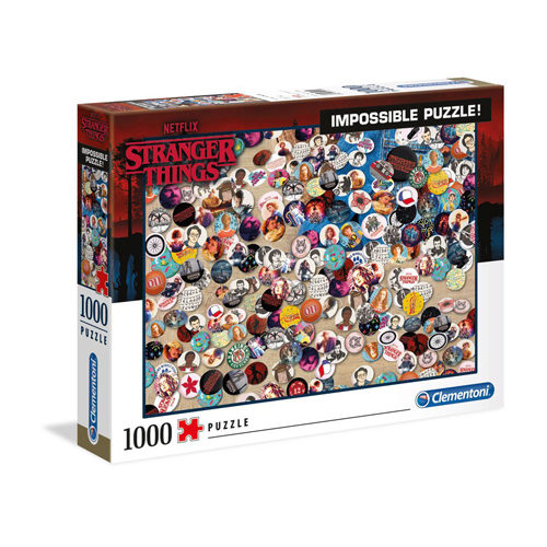Stranger Things Impossible Puzzle