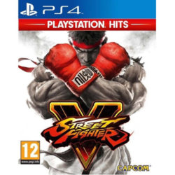 Street Fighter V PS4 Hits - PS4