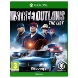Street Outlaw The List - Xbox One