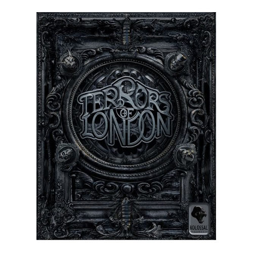 Terrors of London: The Black Gate Expansion
