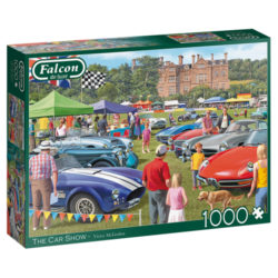 The Car Show Puzzle