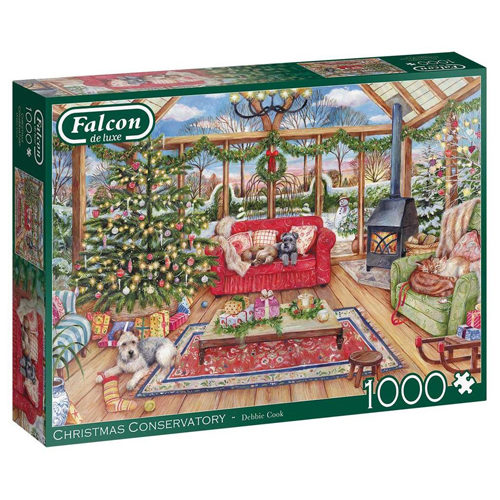 The Christmas Conservatory Puzzle