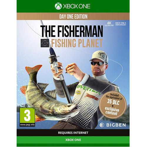 The Fisherman Fishing Planet - Xbox One
