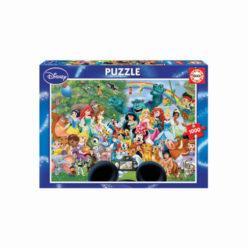 The Marvelous World Of Disney Puzzle
