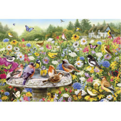 The Secret Garden XXL Puzzle