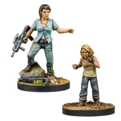 The Walking Dead: All Out War - Maggie, Hilltop Leader Booster