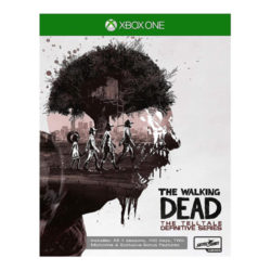 The Walking Dead Telltale Definitive Series - Xbox One