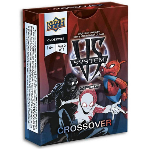VS System 2 Player Card Game: Crossover Volume 2