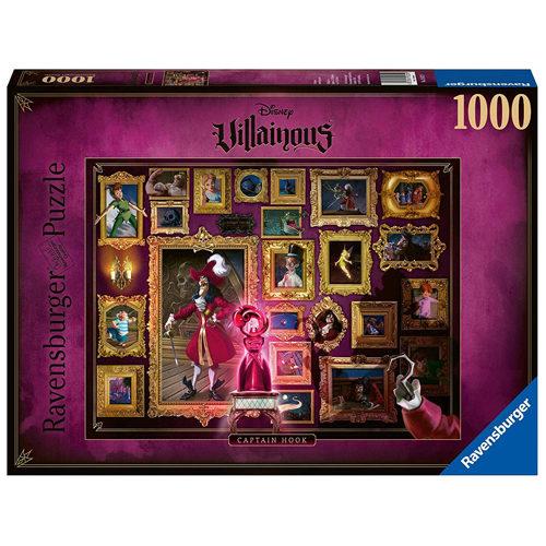 Villainous: Captain Hook Puzzle (1000 pieces)