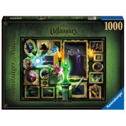 Villainous: Malificent Puzzle (1000 pieces)