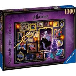 Villainous: Ursula Puzzle (1000 pieces)