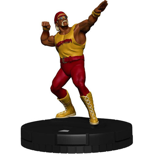 WWE HeroClix: Hulk Hogan Expansion Pack W2