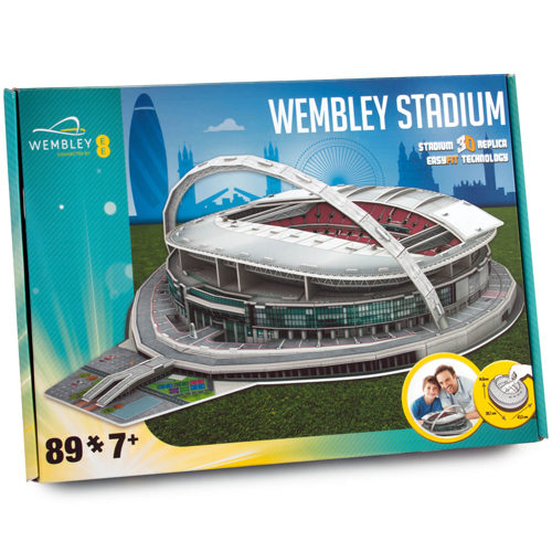 Wembley 3D Stadium Puzzle