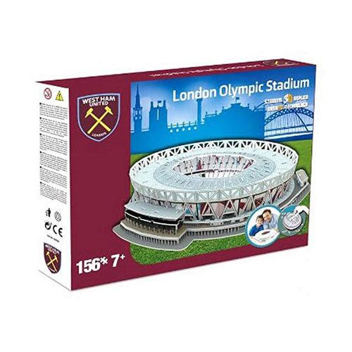 West Ham United 3D Stadium Puzzle