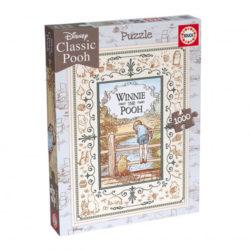 Winnie - Poohsticks Puzzle