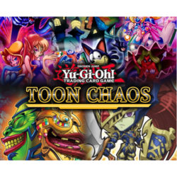 Yugioh TCG Toon Chaos Booster Pack