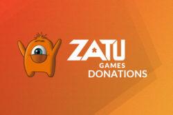 Zatu Games Donation