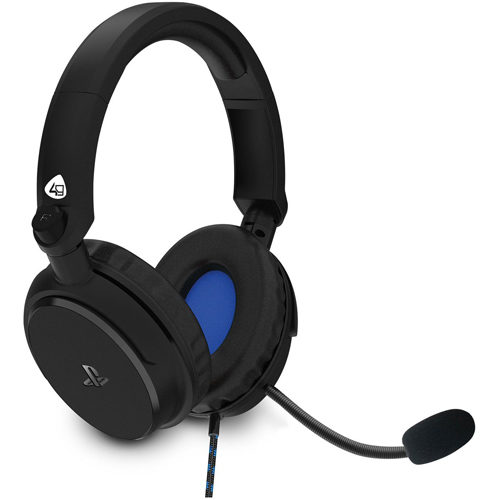 4Gamers Pro4-50S Stereo Gaming Headset - PS4