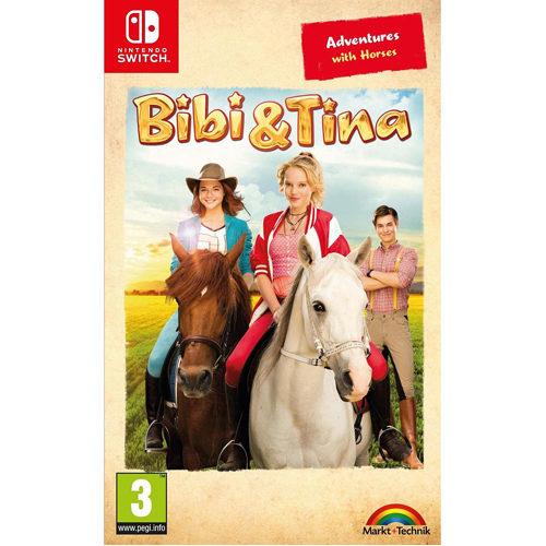 Bibi & Tina: Adventures With Horses - Nintendo Switch