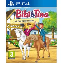 Bibi & Tina: At The Horse Farm - PS4